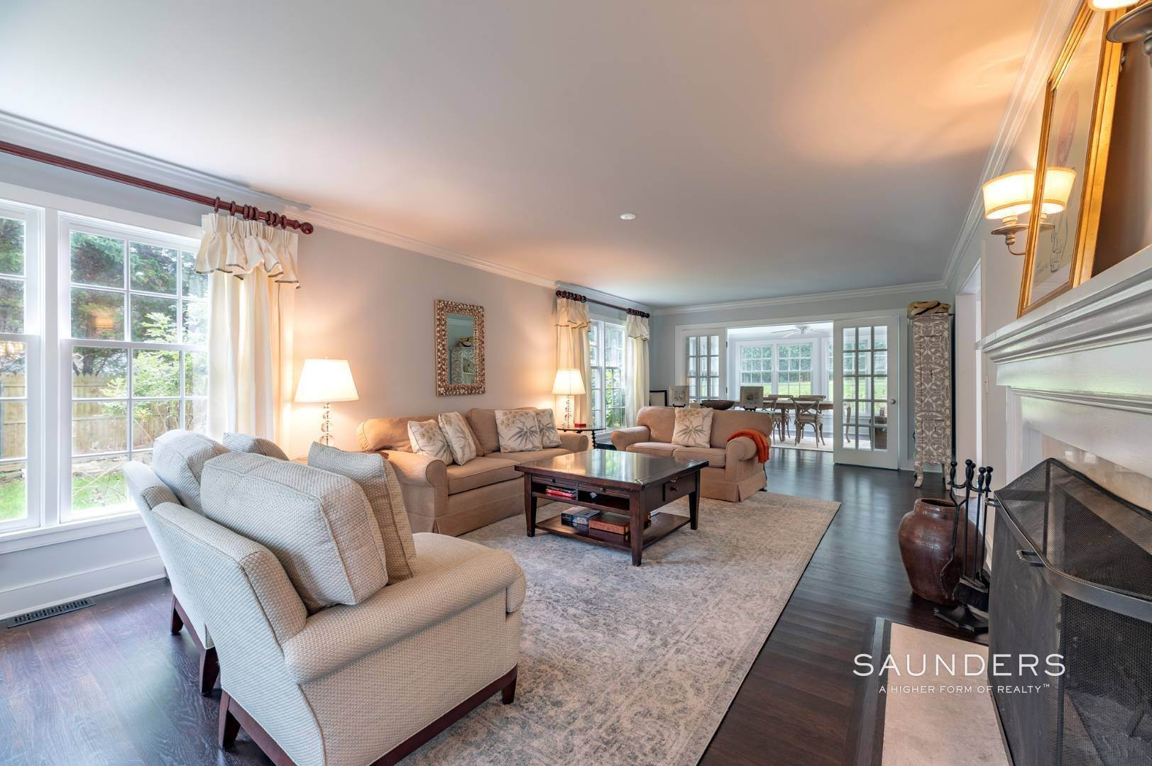 3. Single Family Homes for Sale at East Hampton Village Traditional South Of The Highway 21 Buckskill Road, East Hampton, East Hampton Town, NY 11937