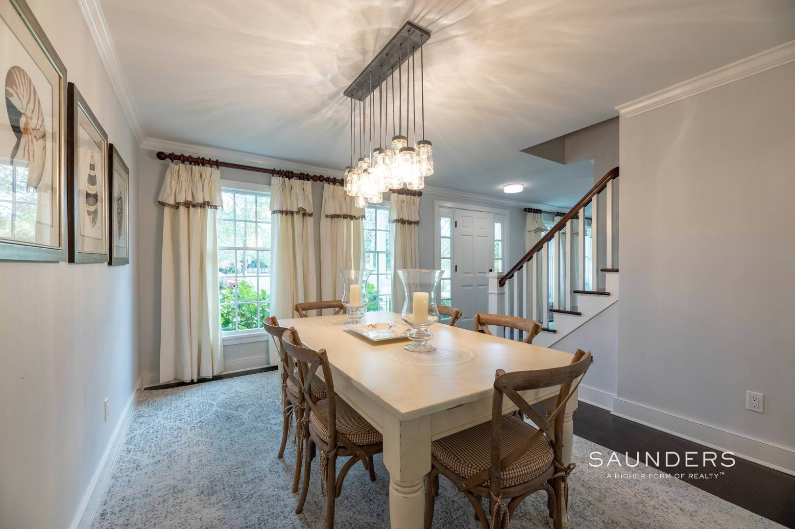 9. Single Family Homes for Sale at East Hampton Village Traditional South Of The Highway 21 Buckskill Road, East Hampton, East Hampton Town, NY 11937