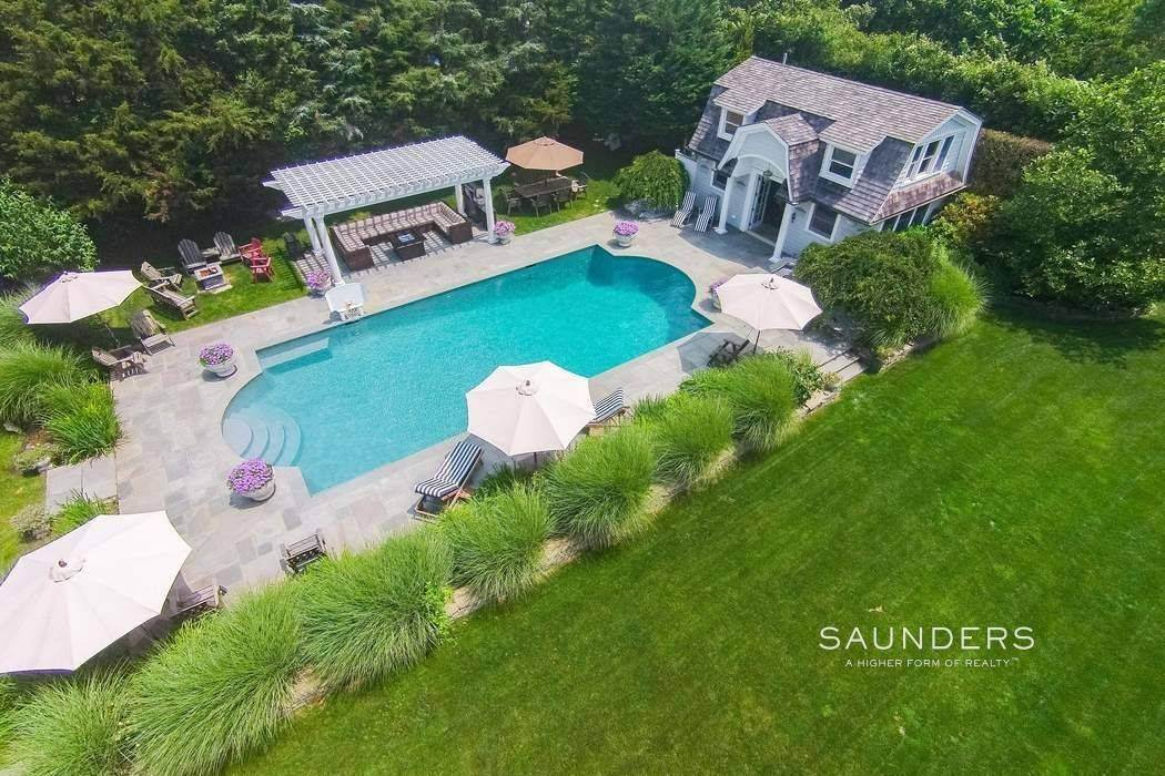 3. Single Family Homes at Resort Style Living In Southampton 229 White Street, Southampton, Southampton Town, NY 11968