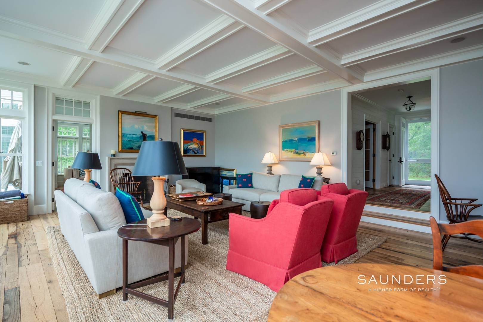 2. Single Family Homes at East Hampton South 6 Bedroom Traditional Near Maidstone Club East Hampton, East Hampton Town, NY 11937