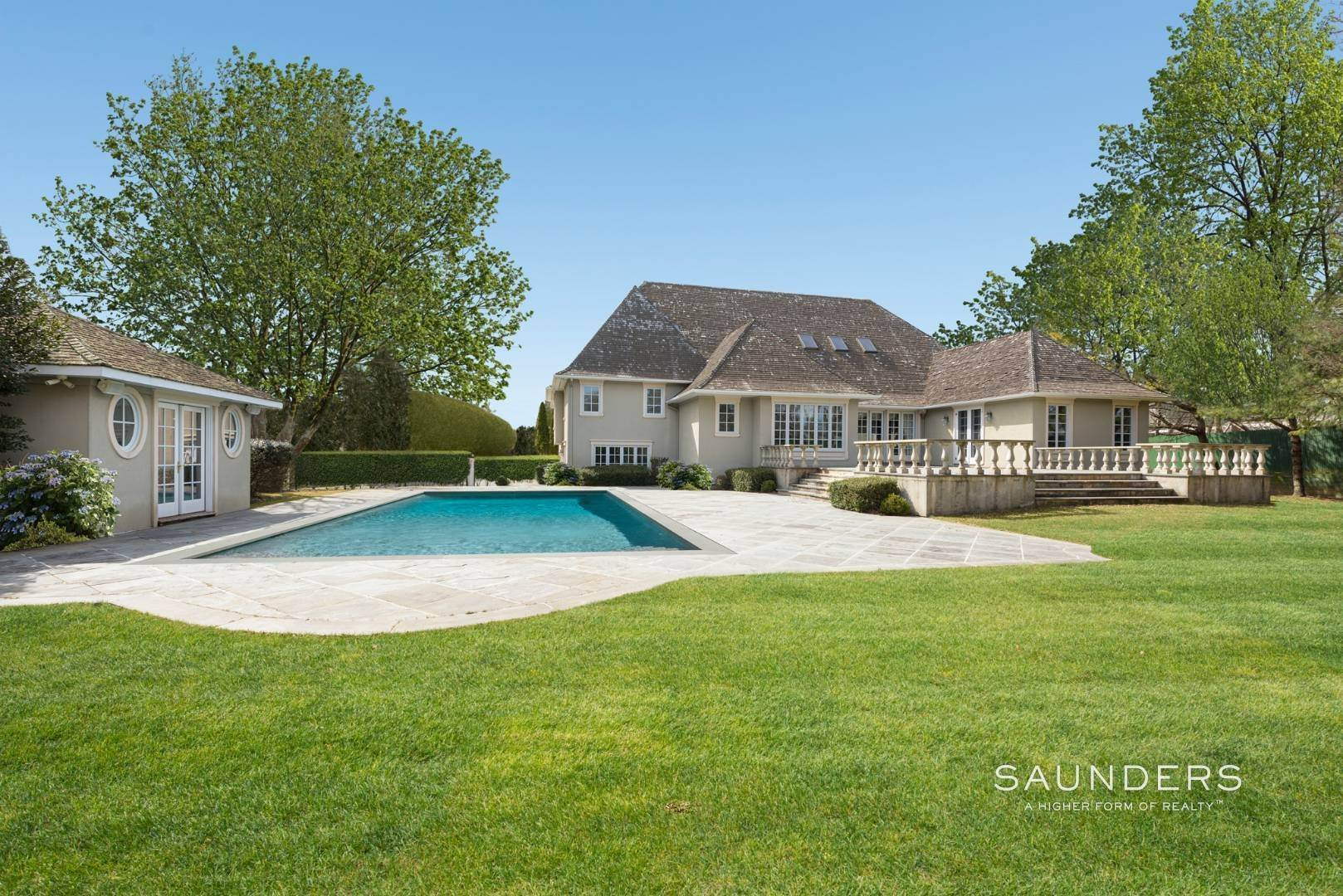 2. Single Family Homes for Sale at French Masterpiece On Hither Lane East Hampton, East Hampton Town, NY 11937