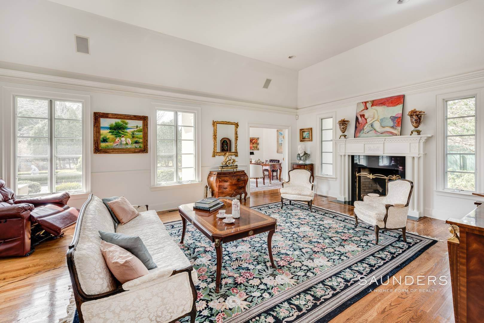 6. Single Family Homes for Sale at French Masterpiece On Hither Lane East Hampton, East Hampton Town, NY 11937