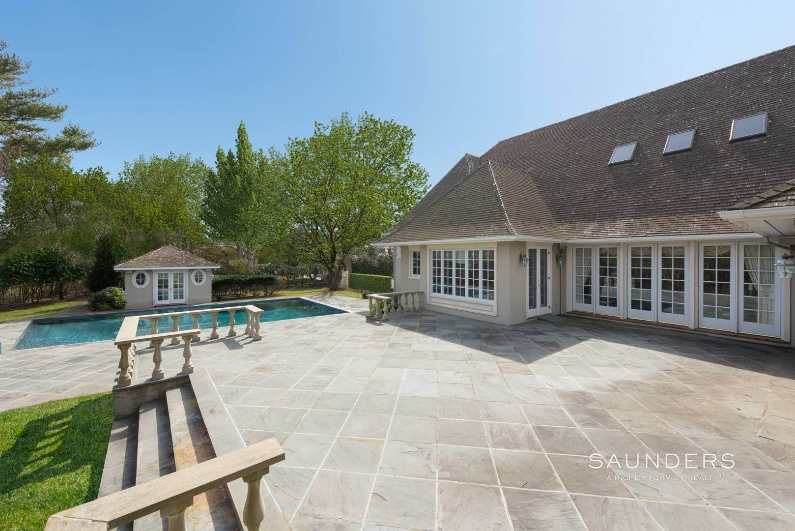 4. Single Family Homes for Sale at French Masterpiece On Hither Lane East Hampton, East Hampton Town, NY 11937