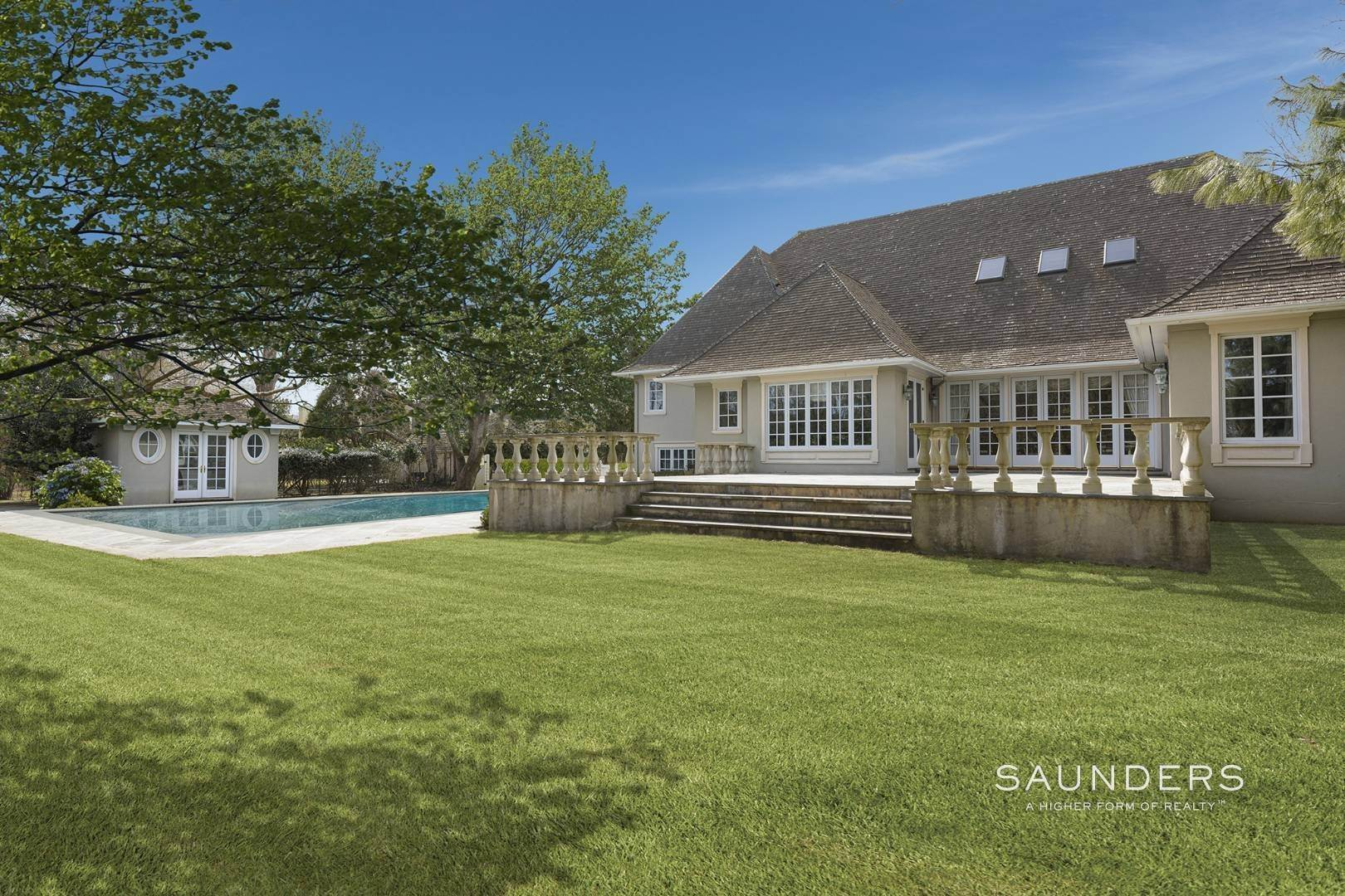3. Single Family Homes for Sale at French Masterpiece On Hither Lane East Hampton, East Hampton Town, NY 11937