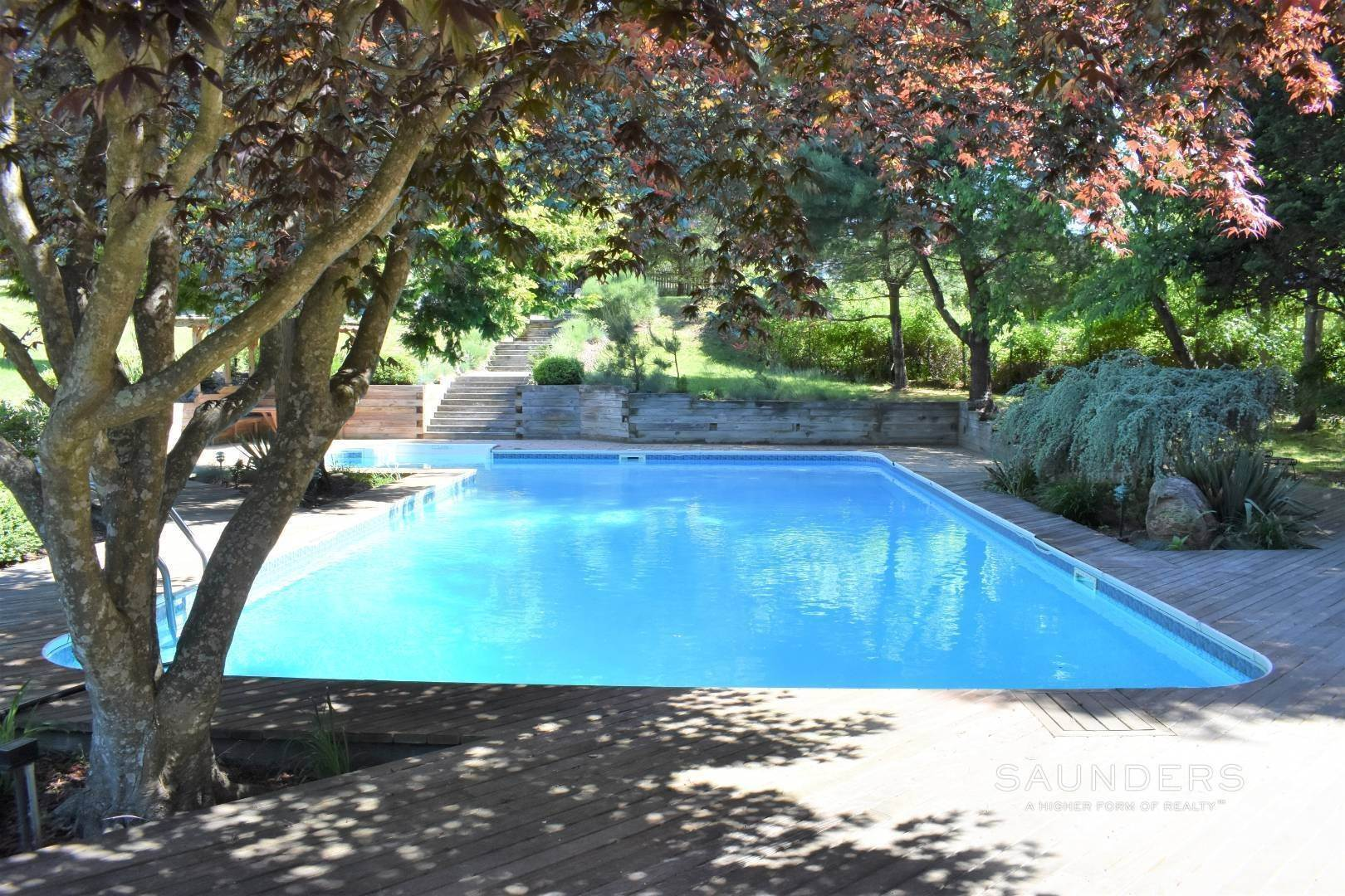 25. Single Family Homes for Sale at Southampton Hamptons Retreat With Heated Pool Southampton, Southampton Town, NY 11968