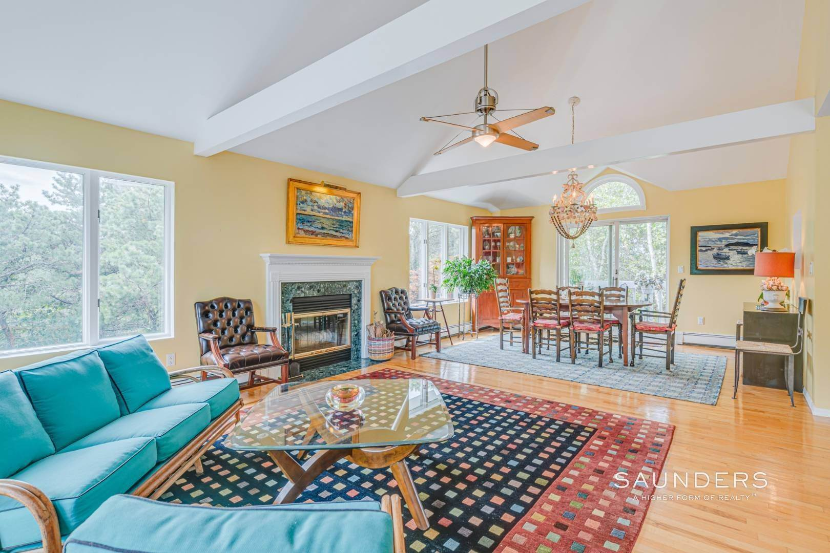 6. Single Family Homes for Sale at Convenient In Southampton 56 McGregor Drive, Southampton, Southampton Town, NY 11968