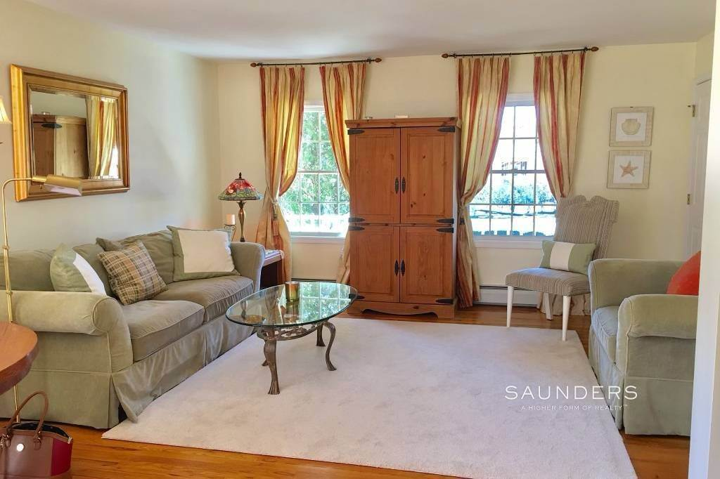 3. Single Family Homes at Charming Rental In Sag Harbor Sag Harbor, Southampton Town, NY 11963