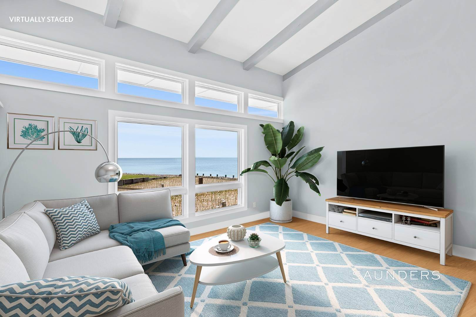 14. Single Family Homes for Sale at Shelter Island Mid Century Modern Beach House With Pool Shelter Island Heights, Shelter Island, NY 11964