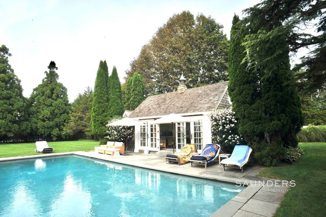 35. Single Family Homes at Picturesque Hedges Lane Summer Rental Undisclosed Address, Sagaponack Village, Southampton Town, NY 11962