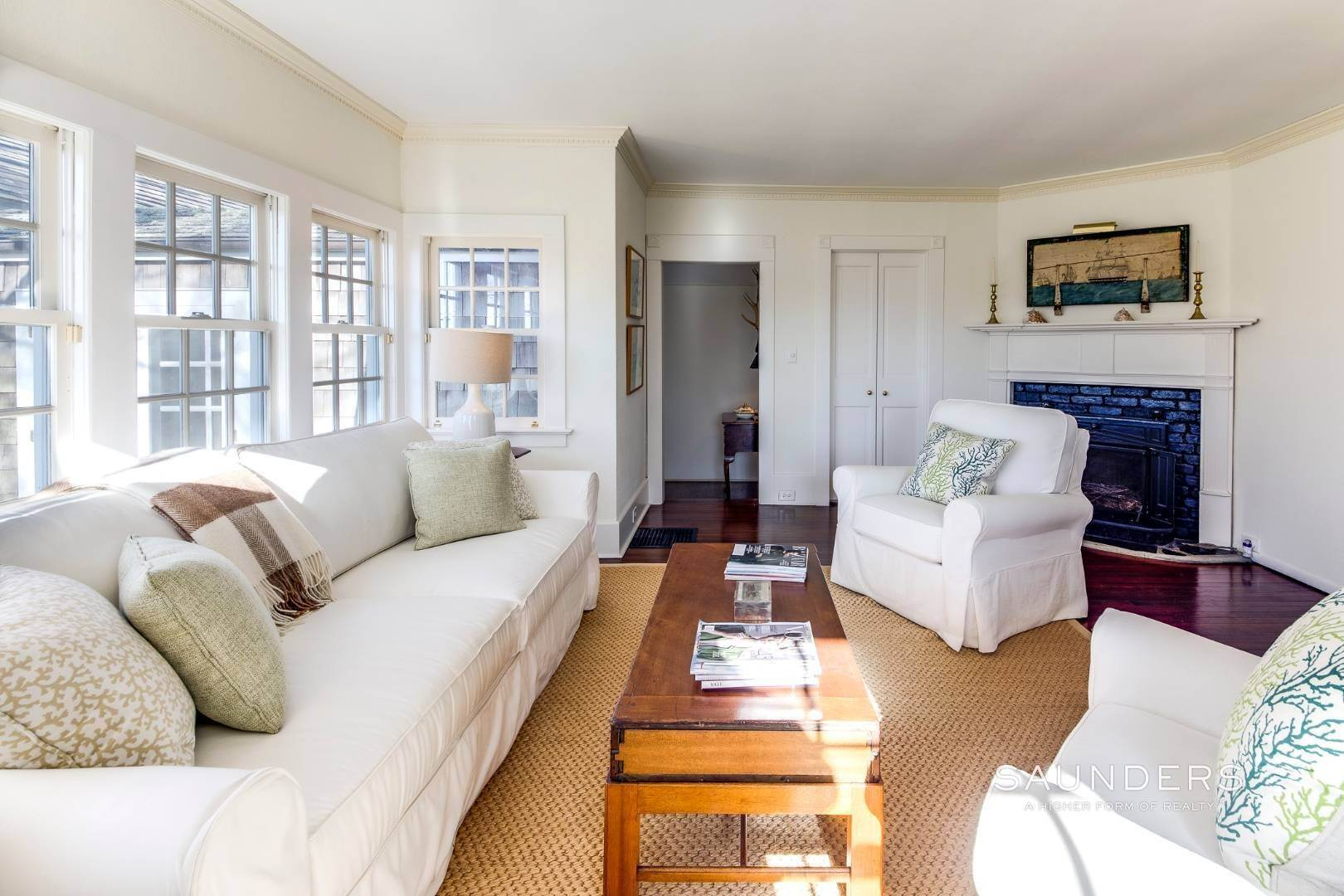 8. Single Family Homes at Picturesque Hedges Lane Summer Rental Undisclosed Address, Sagaponack Village, Southampton Town, NY 11962