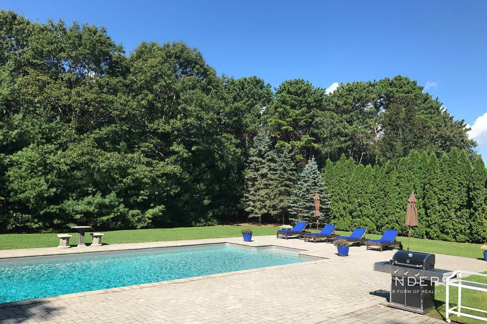 8. Single Family Homes at Summer In Wainscott With Heated Pool Wainscott, East Hampton Town, NY 11975