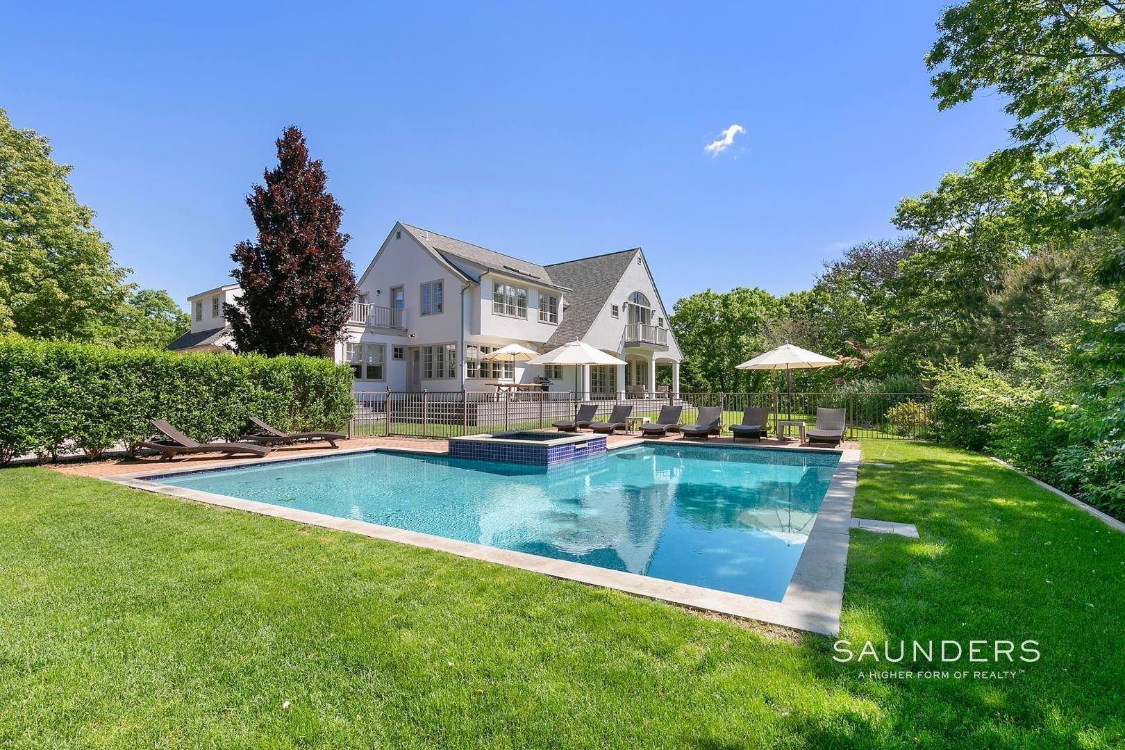 22. Single Family Homes at Perfection In Water Mill 861 Old Sag Harbor Road, Bridgehampton, Southampton Town, NY 11976