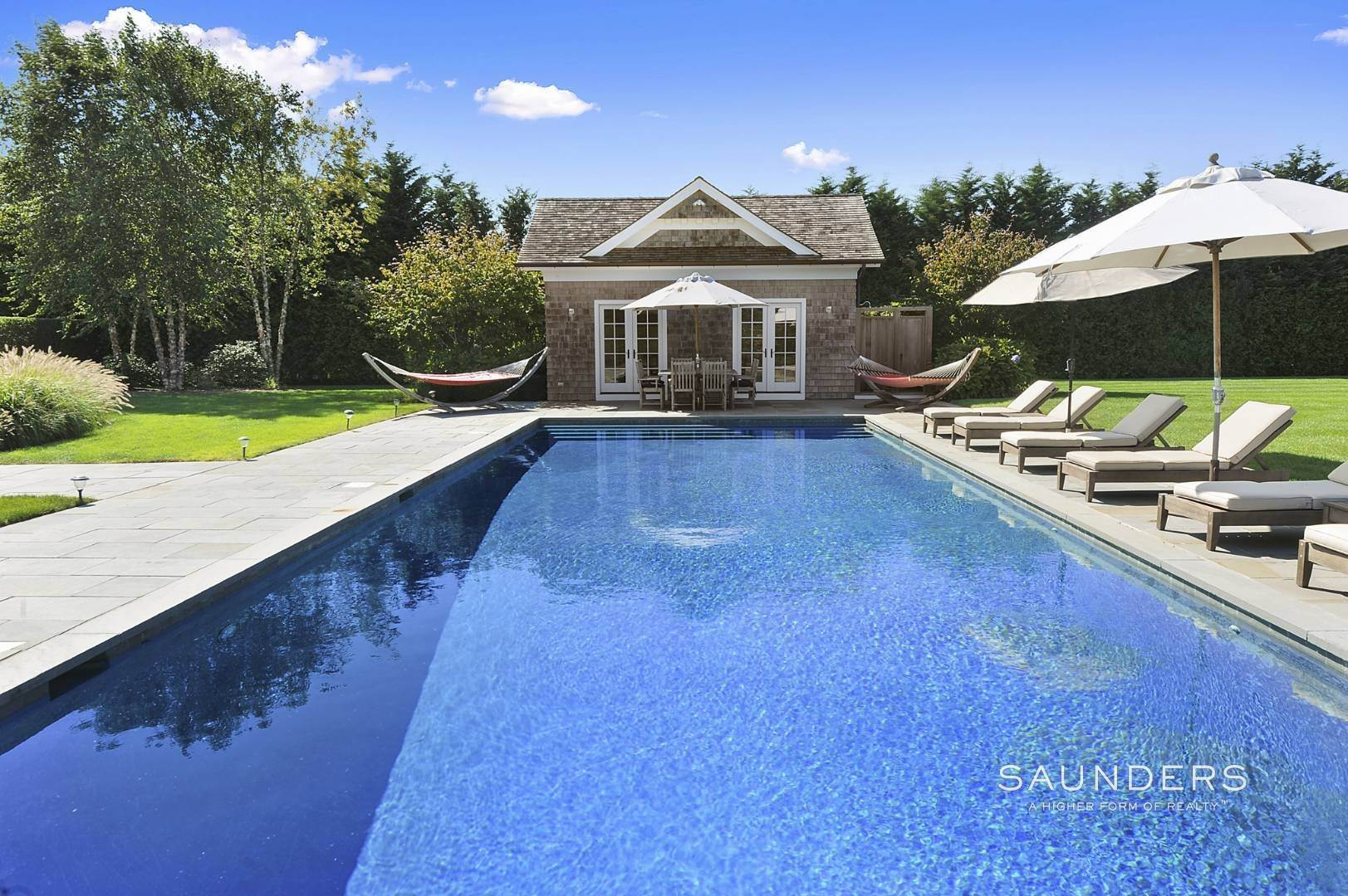 22. Single Family Homes for Sale at Southampton Village Elegance And Grace 3 Halsey Path, Southampton, Southampton Town, NY 11968