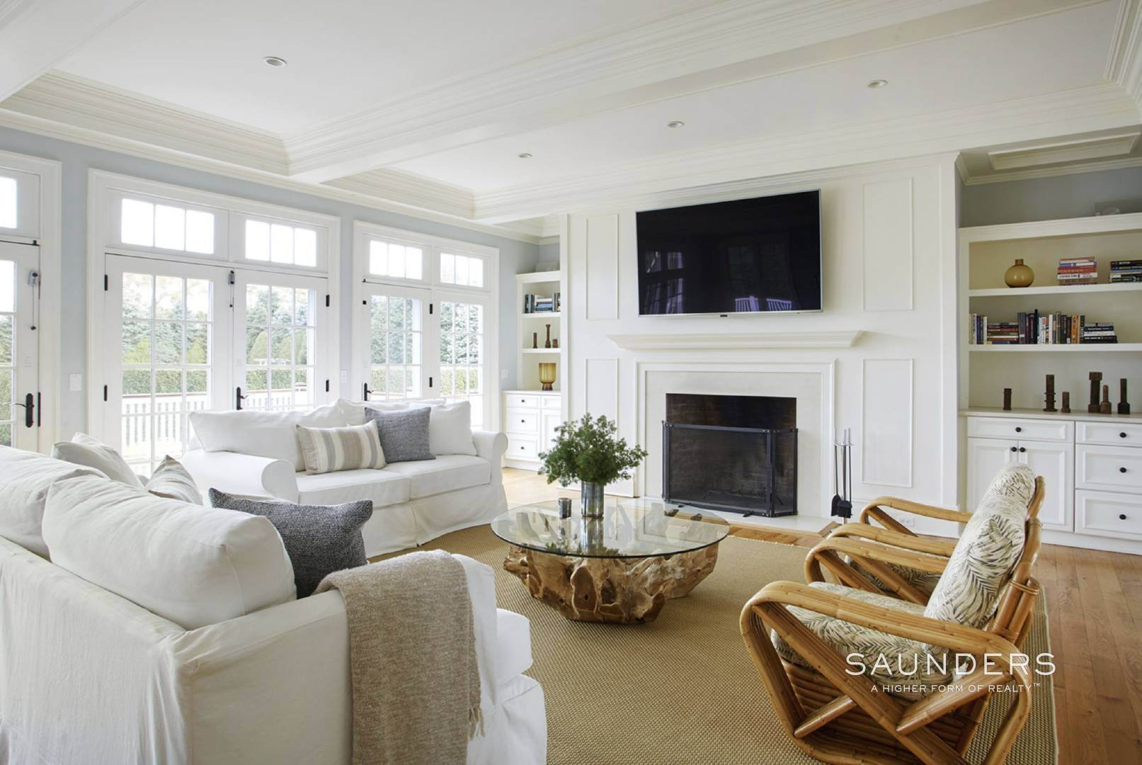 7. Single Family Homes for Sale at Southampton Village Elegance And Grace 3 Halsey Path, Southampton, Southampton Town, NY 11968