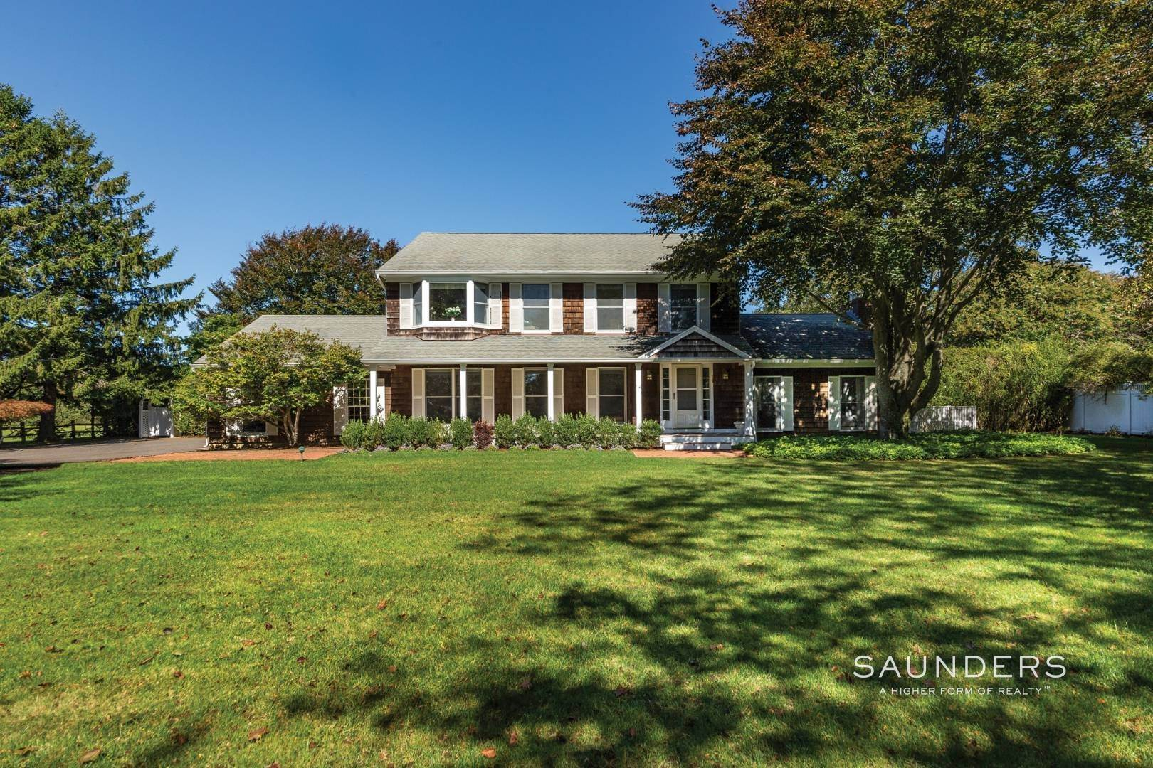 Single Family Homes at Classic Village Summer Home Southampton, Southampton Town, NY 11968