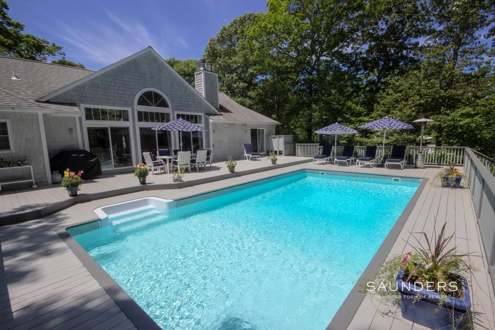 Single Family Homes at Beautiful And Private In East Hampton East Hampton, East Hampton Town, NY 11937