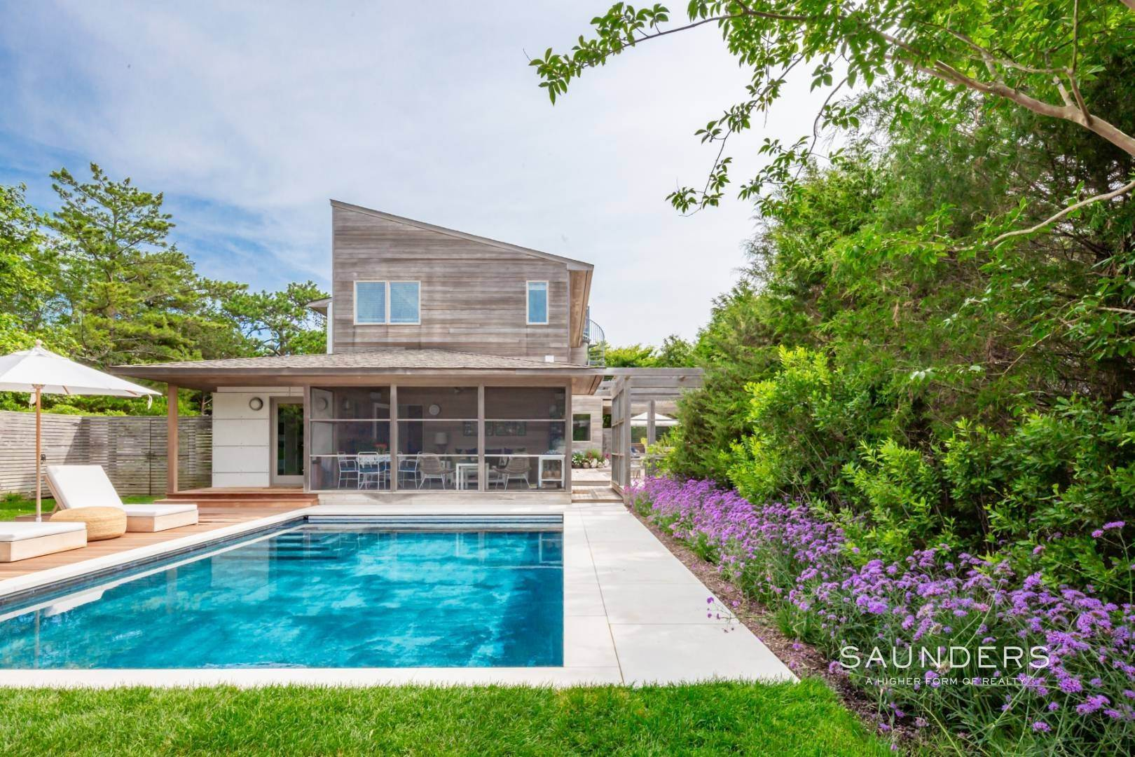 27. Single Family Homes at Chic Amagansett Modern In The Dunes By Ocean 8 Treasure Island Drive, Amagansett, East Hampton Town, NY 11930