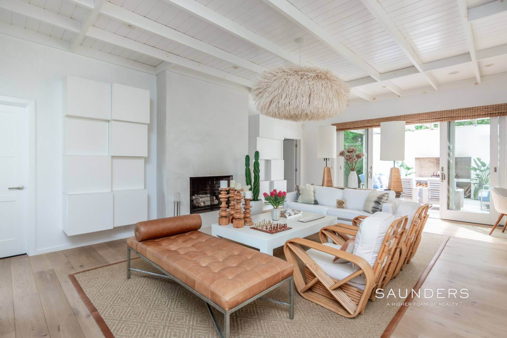 4. Single Family Homes at Chic Amagansett Modern In The Dunes By Ocean 8 Treasure Island Drive, Amagansett, East Hampton Town, NY 11930