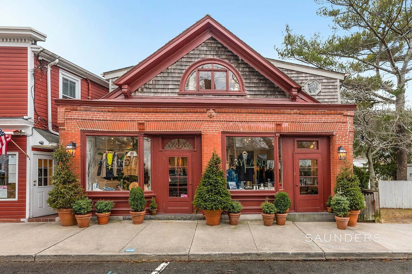 Commercial for Sale at Sag Harbor Village Commercial Opportunity 26 Madison Street, Sag Harbor, Southampton Town, NY 11963