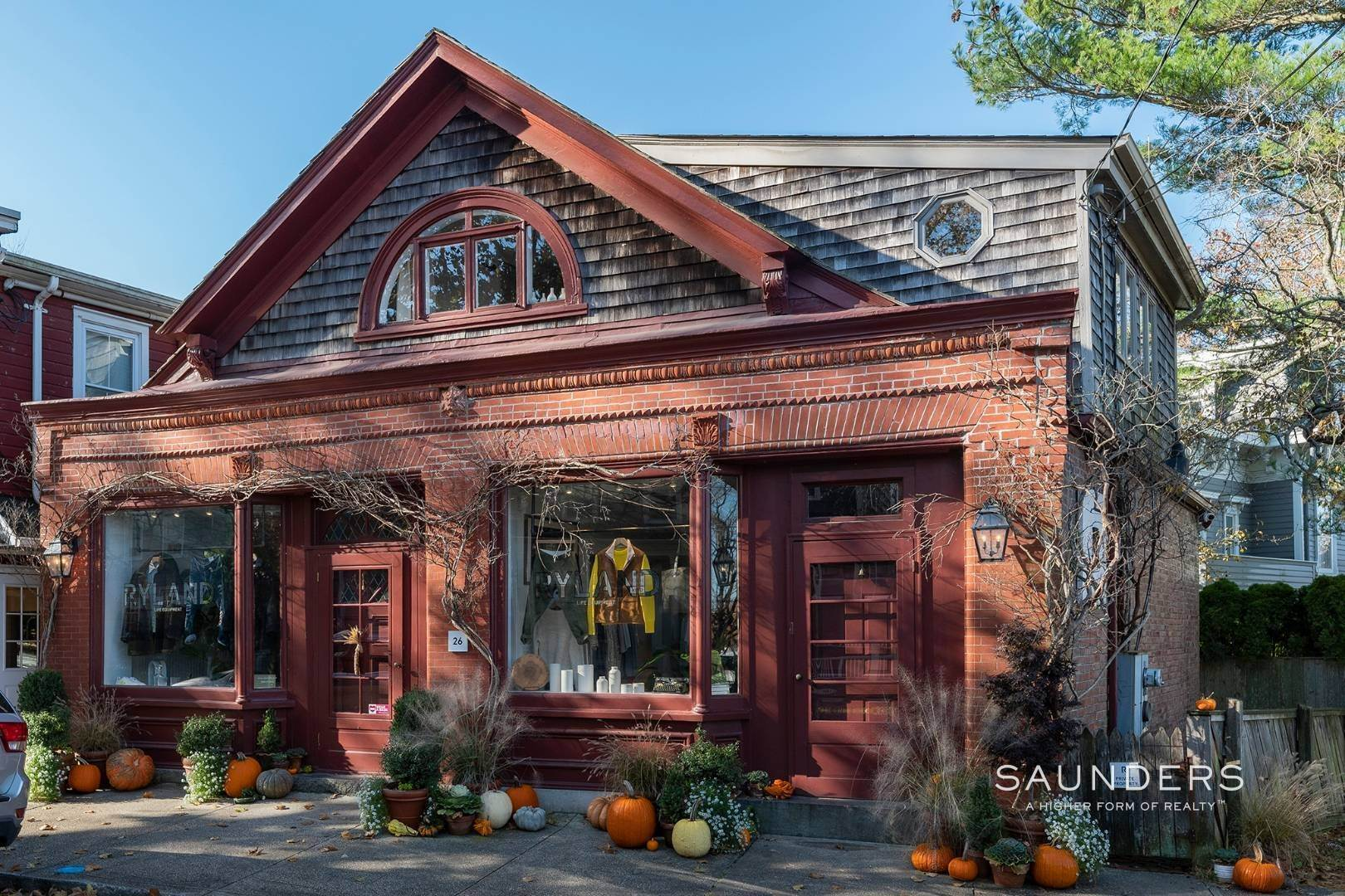 3. Commercial for Sale at Sag Harbor Village Commercial Opportunity 26 Madison Street, Sag Harbor, Southampton Town, NY 11963