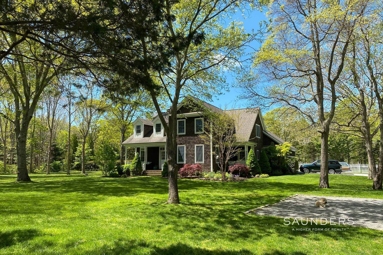 Single Family Homes at 100 Greenleaf Lane Sagaponack Village, Southampton Town, NY 11962
