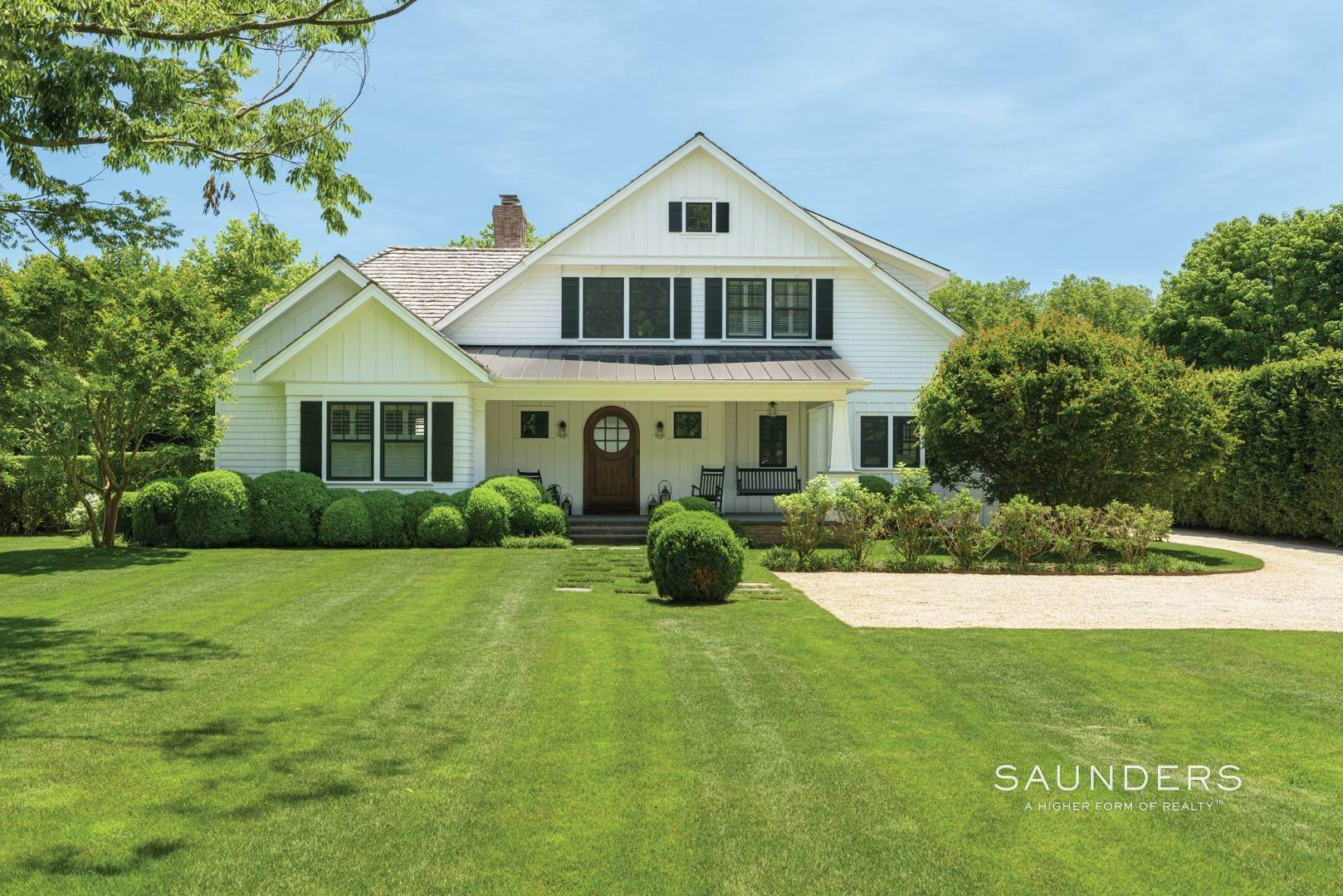 2. Single Family Homes at Village Perfection 63 Meadow Way, East Hampton, East Hampton Town, NY 11937