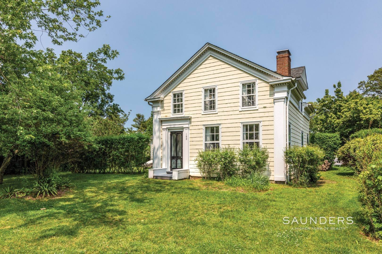 2. Single Family Homes at Bridgehampton Village 189 Lumber Lane, Bridgehampton, Southampton Town, NY 11932