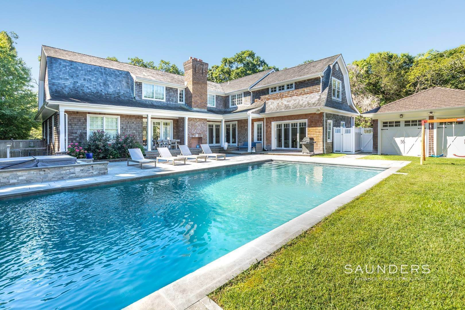 Single Family Homes at Loaded Amagansett South Rental 197 Skimhampton Road, Amagansett, East Hampton Town, NY 11937