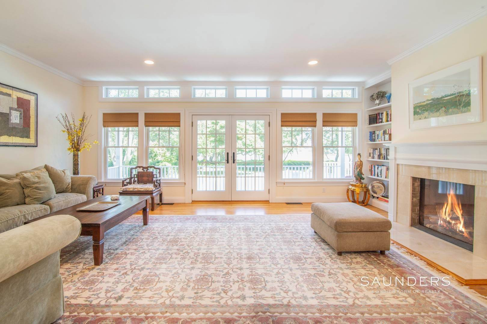 12. Single Family Homes for Sale at Waterfront Compound 403 Head Of Pond Road, Water Mill, Southampton Town, NY 11976