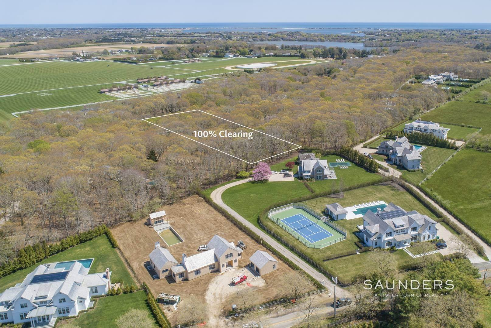2. Land for Sale at Shy Acre In Water Mill 149 Water Mill Towd Road, Water Mill, Southampton Town, NY 11976