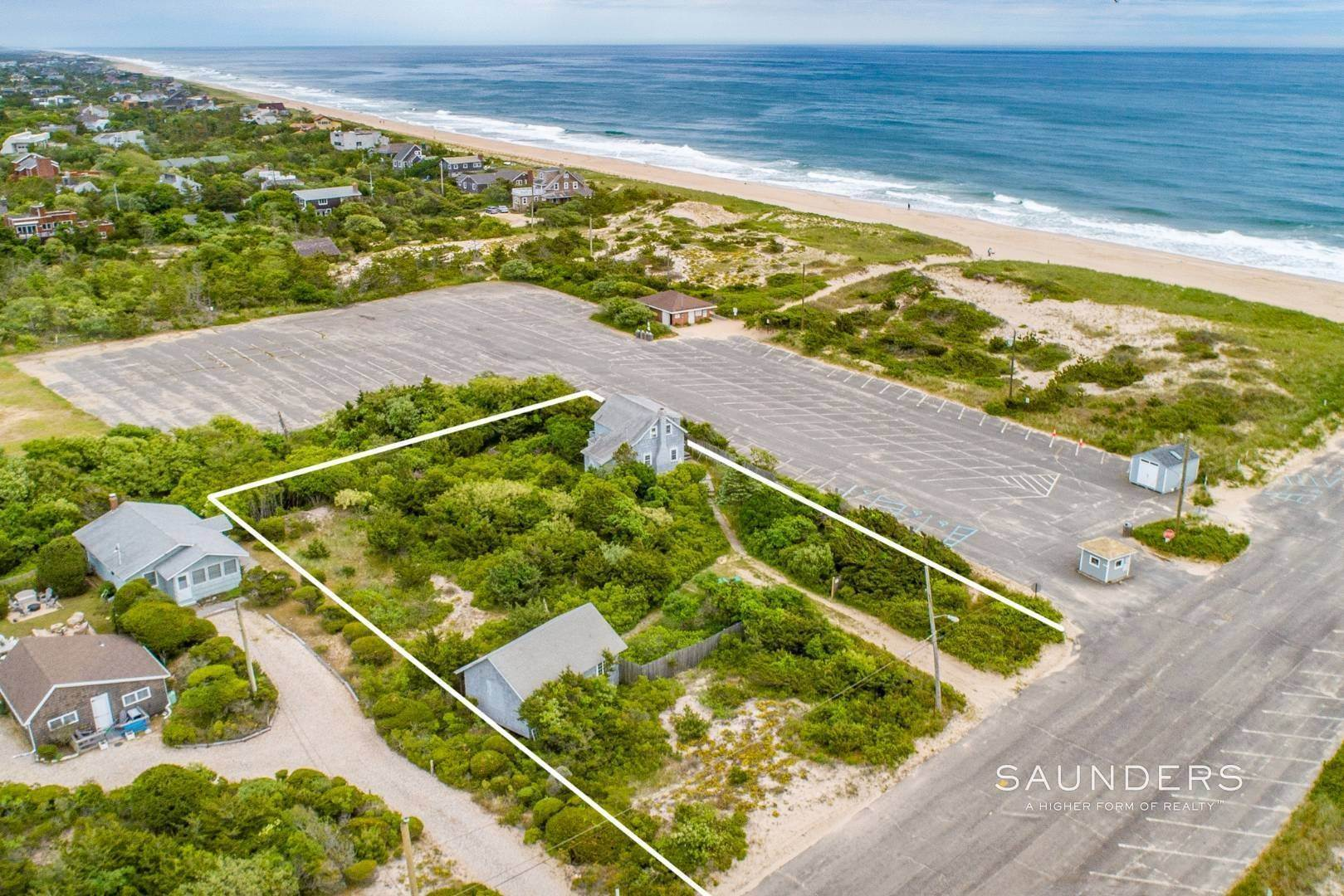 Land at Amagansett Opportunity Across From The Beach 175 Atlantic Avenue, Amagansett, East Hampton Town, NY 11930