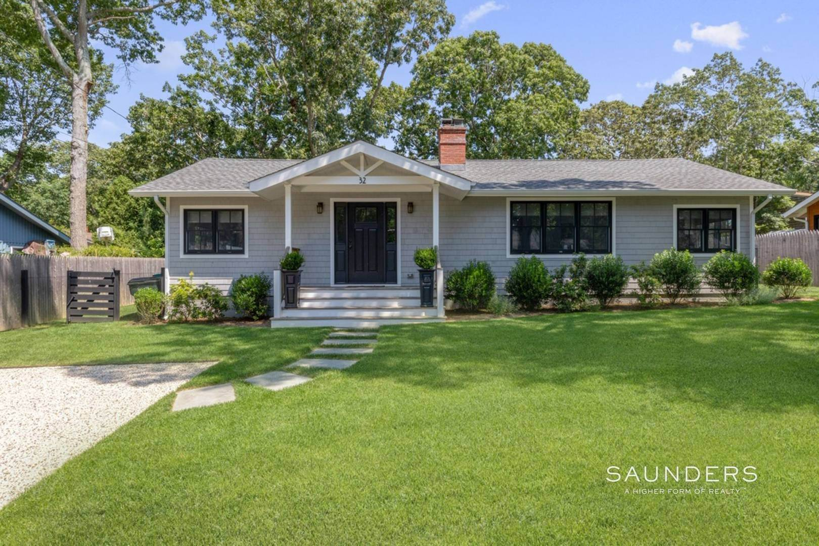 Single Family Homes at Newly Renovated By The Bay Sag Harbor, Southampton Town, NY 11963