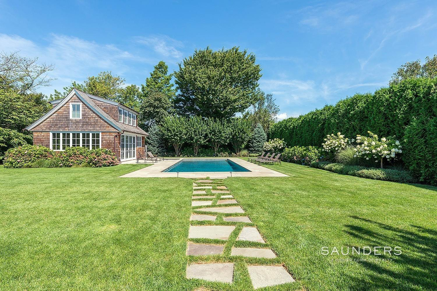 33. Single Family Homes at Dream Come True Rental In Sagaponack 216 Parsonage Lane, Sagaponack Village, Southampton Town, NY 11962