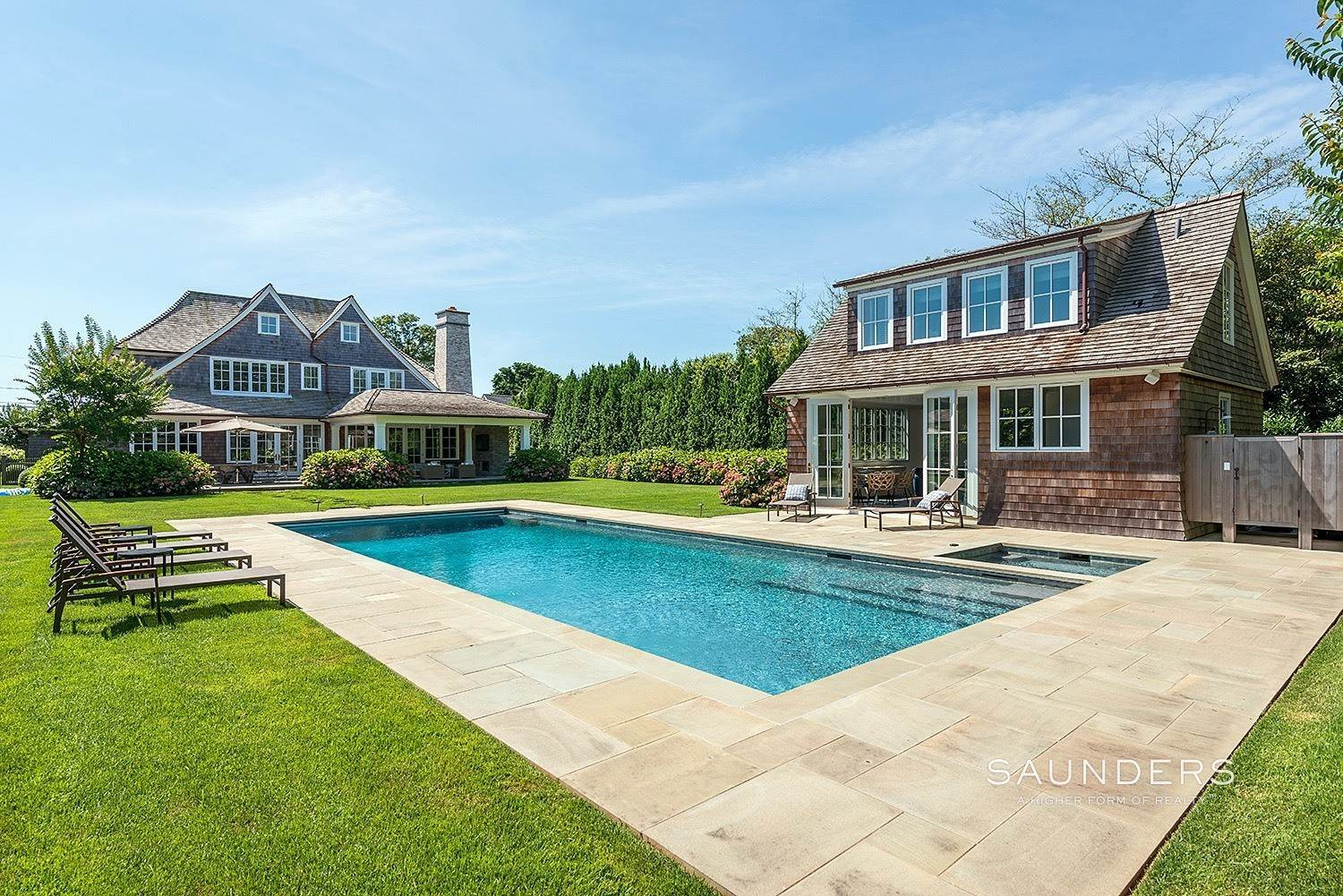 35. Single Family Homes at Dream Come True Rental In Sagaponack 216 Parsonage Lane, Sagaponack Village, Southampton Town, NY 11962