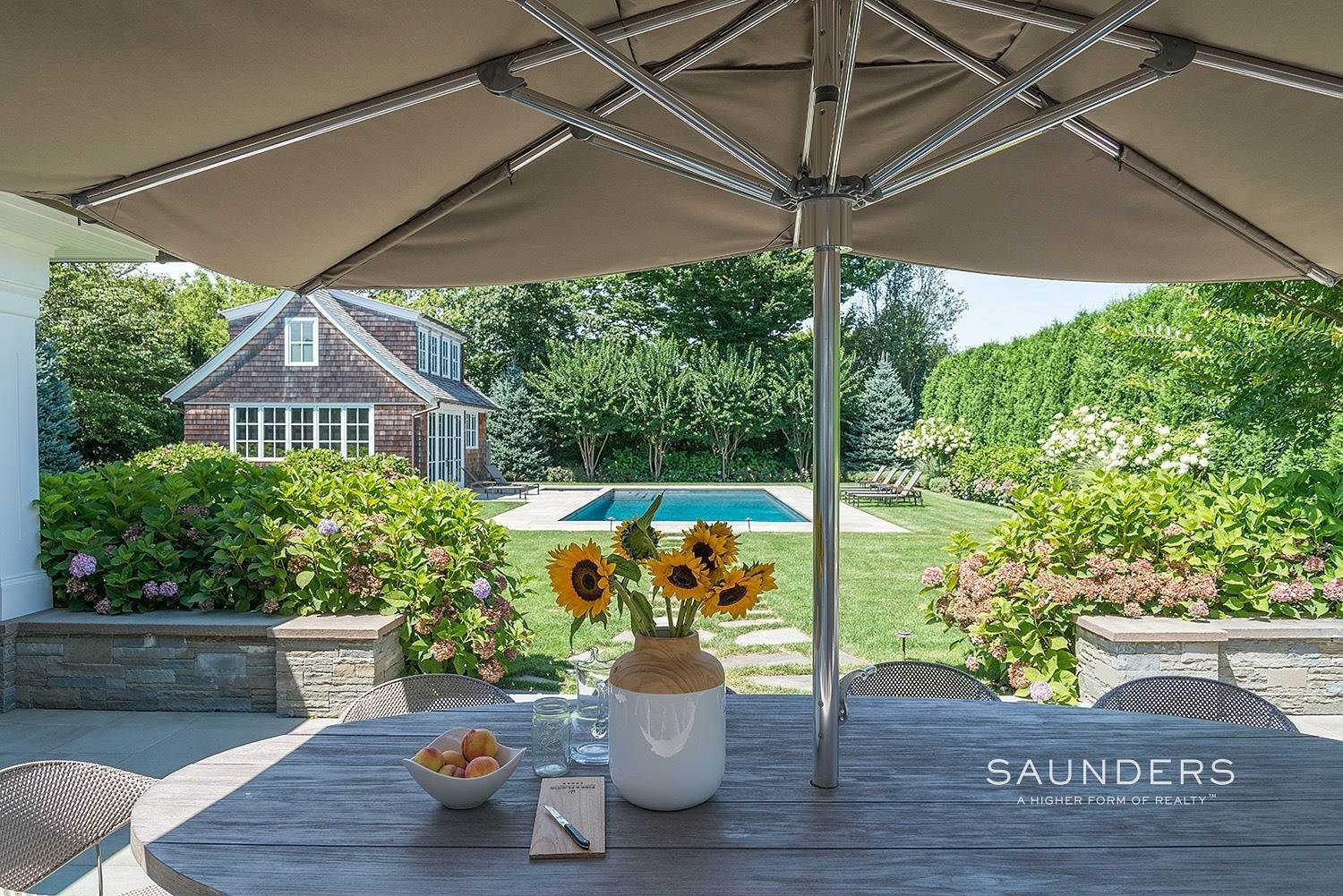 31. Single Family Homes at Dream Come True Rental In Sagaponack 216 Parsonage Lane, Sagaponack Village, Southampton Town, NY 11962
