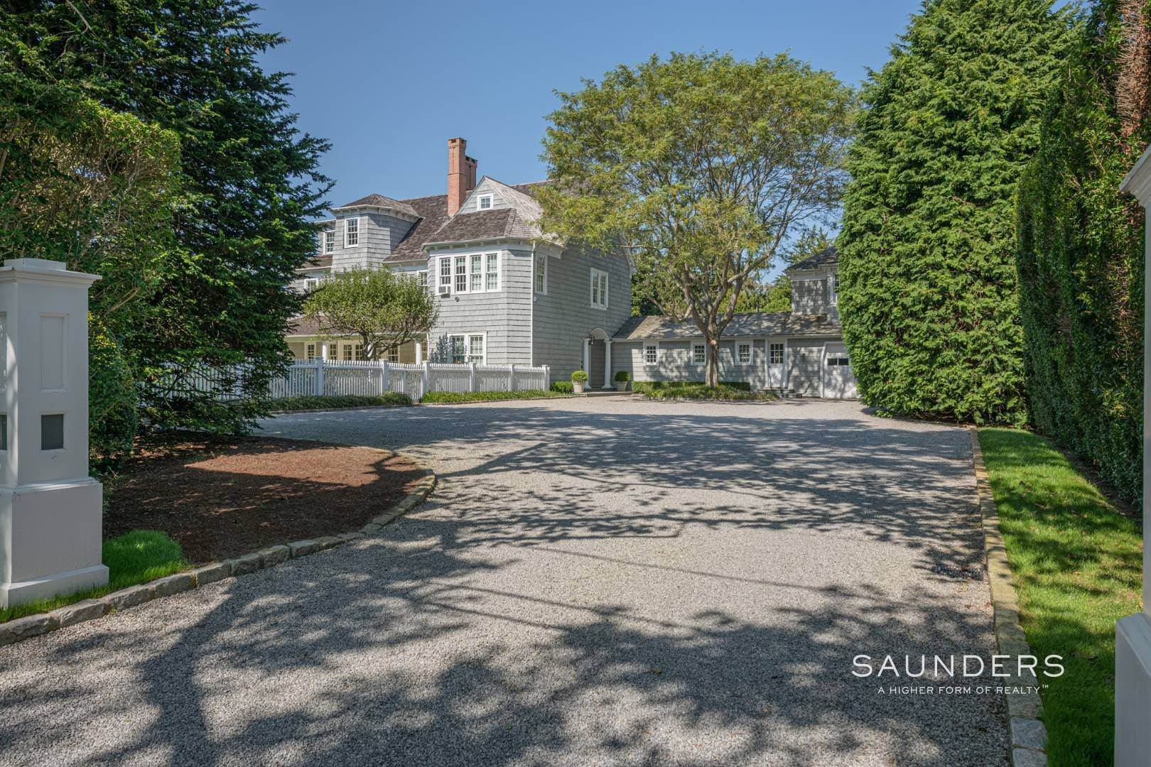 Single Family Homes for Sale at Southampton Village A Block To The Beach 33 Christopher Street, Southampton, Southampton Town, NY 11968