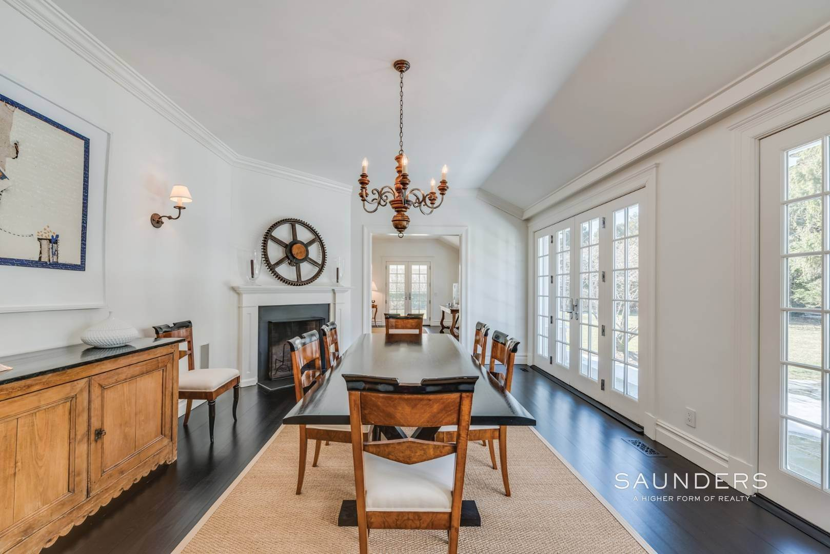 12. Single Family Homes for Sale at Southampton Village A Block To The Beach 33 Christopher Street, Southampton, Southampton Town, NY 11968