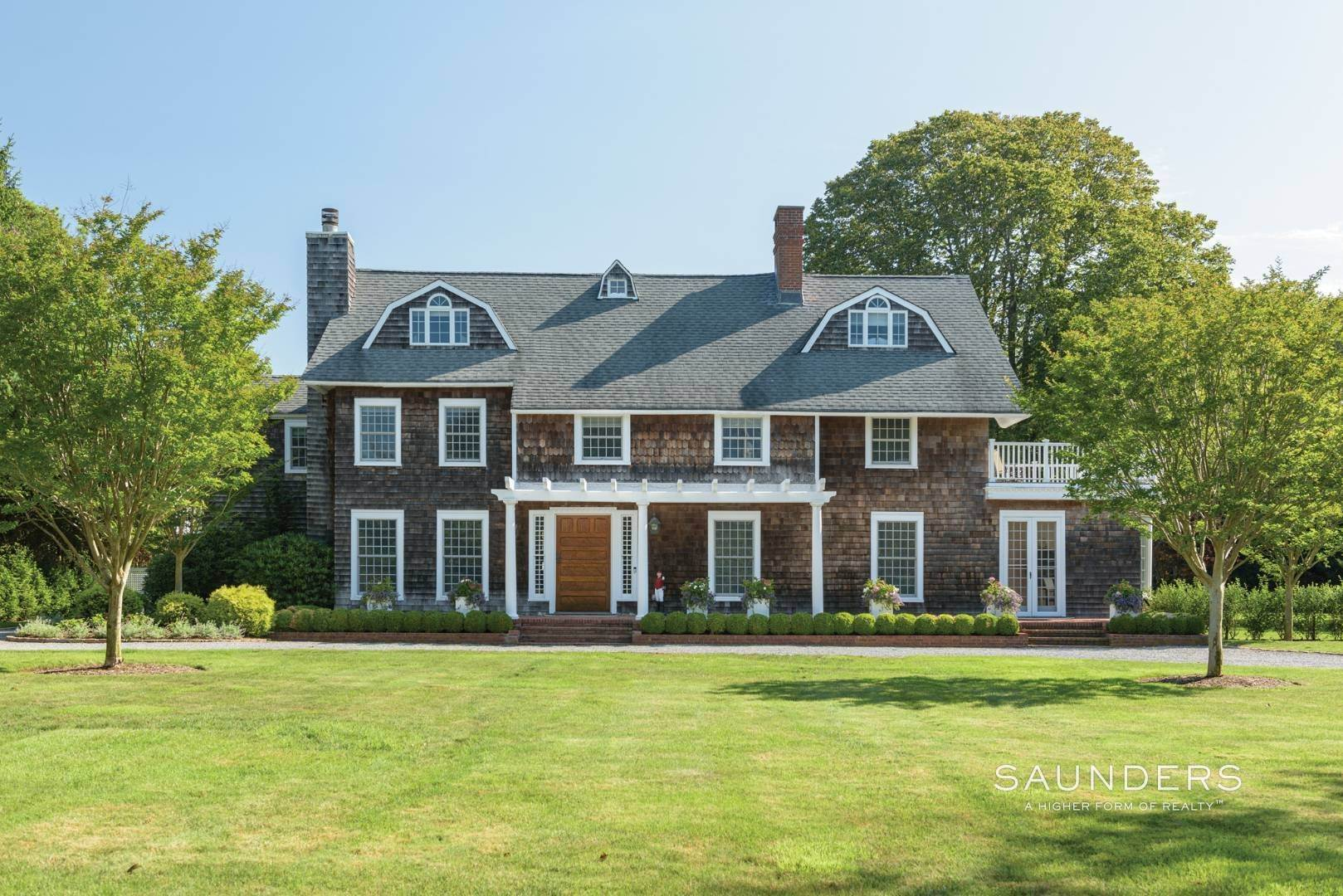 3. Single Family Homes at Westhampton Beach Estate Section With Pool And Tennis 92 Beach Lane, Westhampton Beach Village, Southampton Town, NY 11978