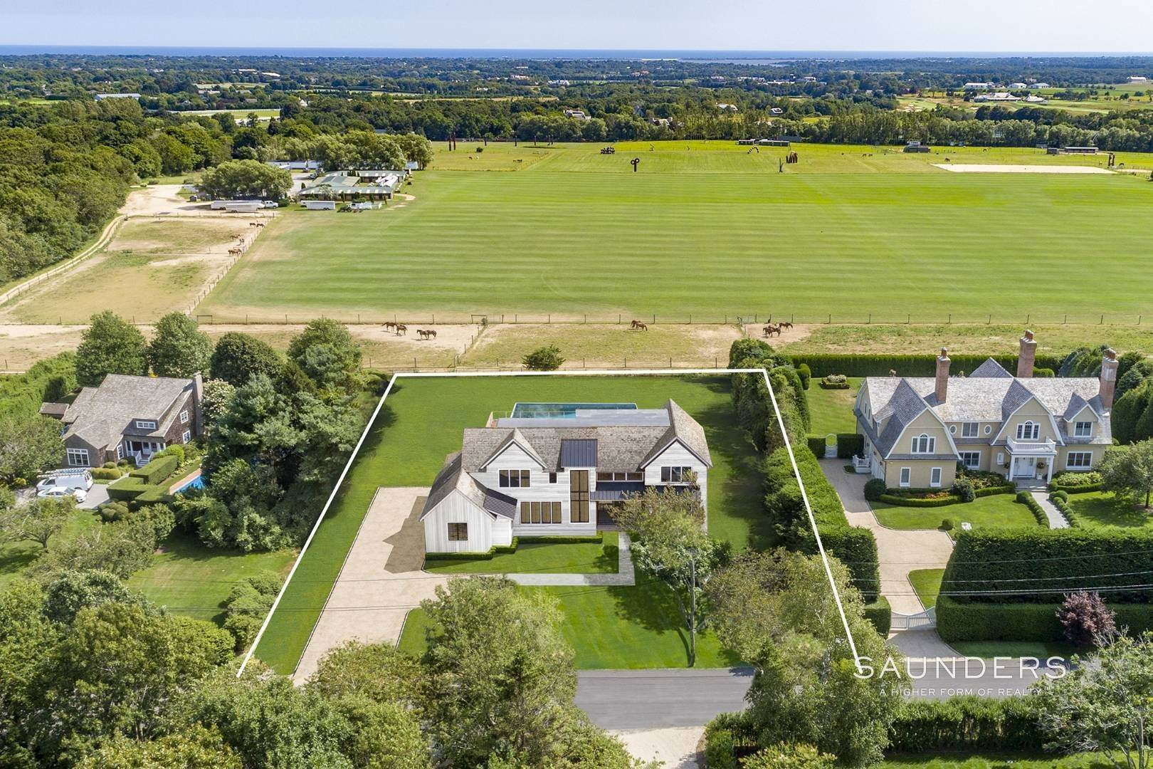 Single Family Homes at Bridgehampton New Construction Adjacent To Reserve 365 Lopers Path, Bridgehampton, Southampton Town, NY 11976
