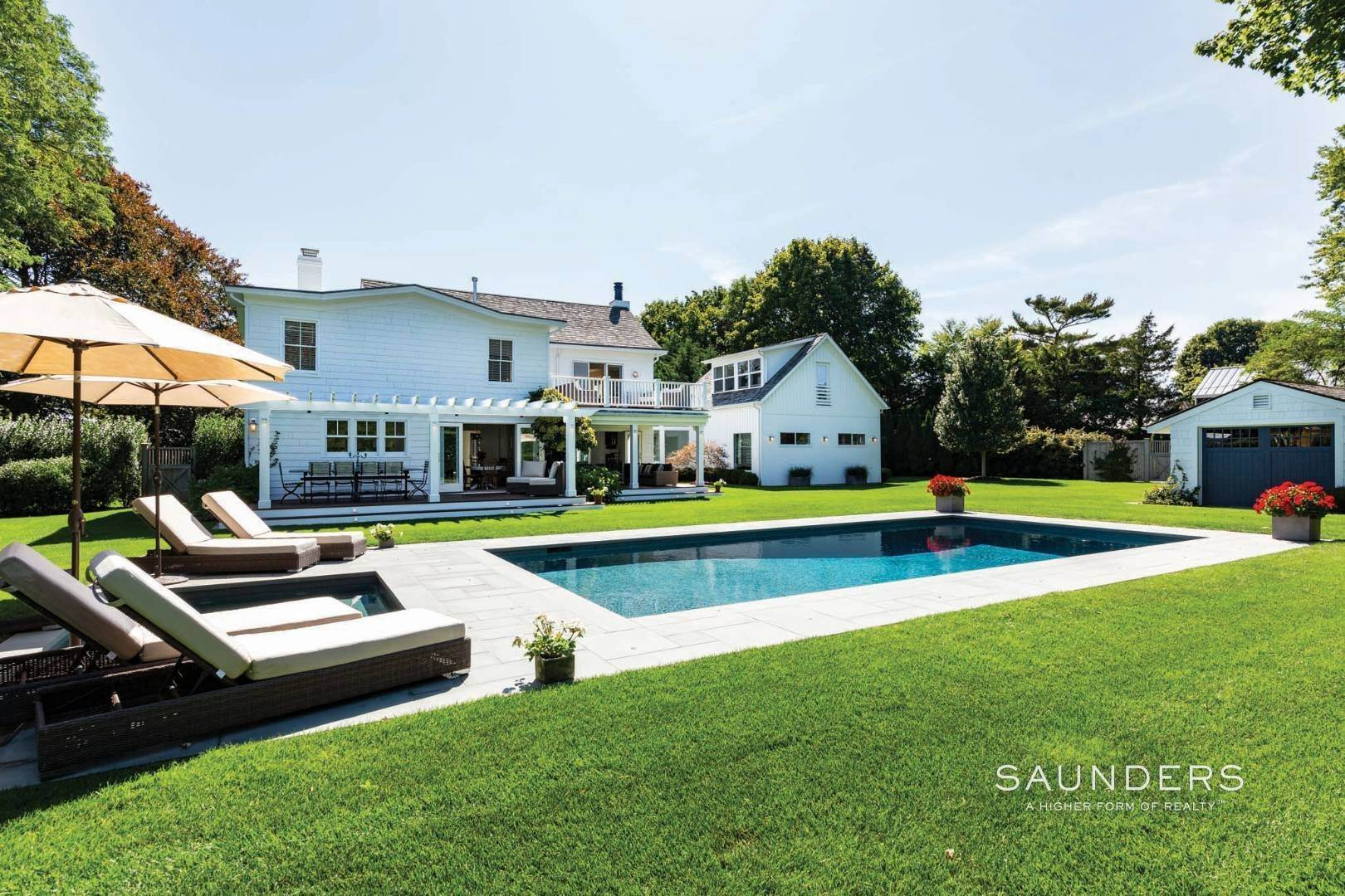 3. Single Family Homes at Classic Amagansett Village Rental! 111 Montauk Highway, Amagansett, East Hampton Town, NY 11930