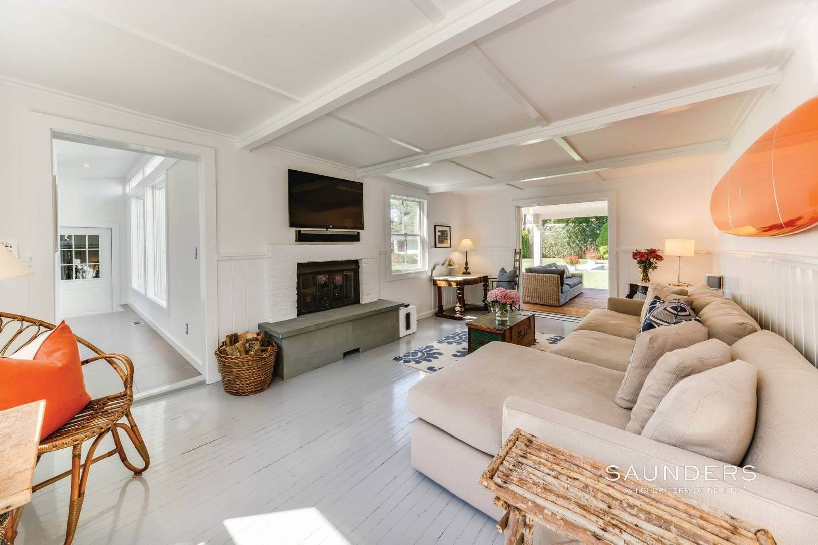 14. Single Family Homes at Classic Amagansett Village Rental! 111 Montauk Highway, Amagansett, East Hampton Town, NY 11930