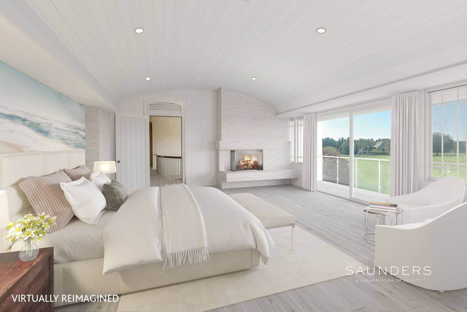 9. Single Family Homes for Sale at Command Your View 6 Dannielles Way, Bridgehampton, Southampton Town, NY 11932