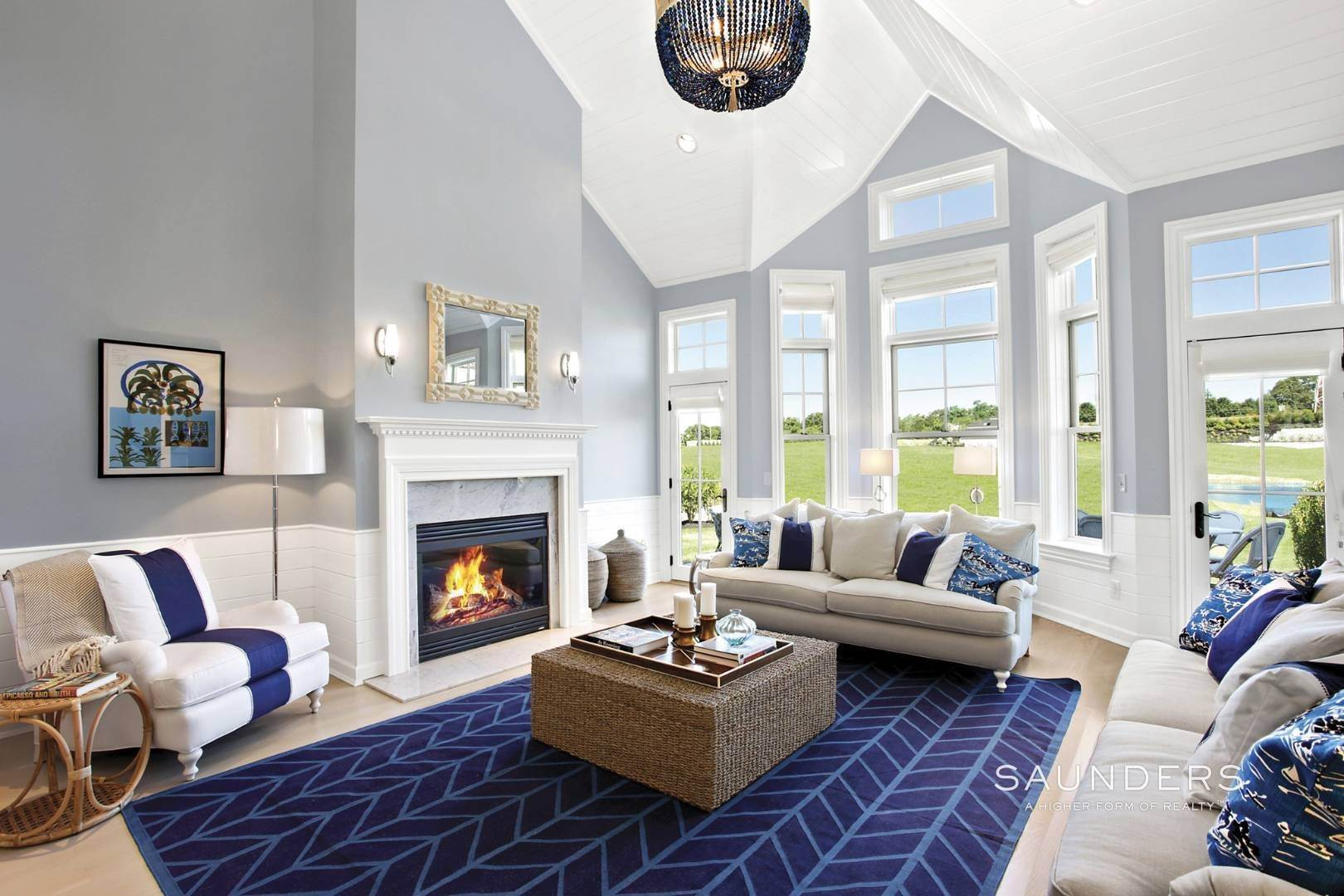 19. Single Family Homes for Sale at Bishops Pond Summer Sojourn Southampton, Southampton Town, NY 11968