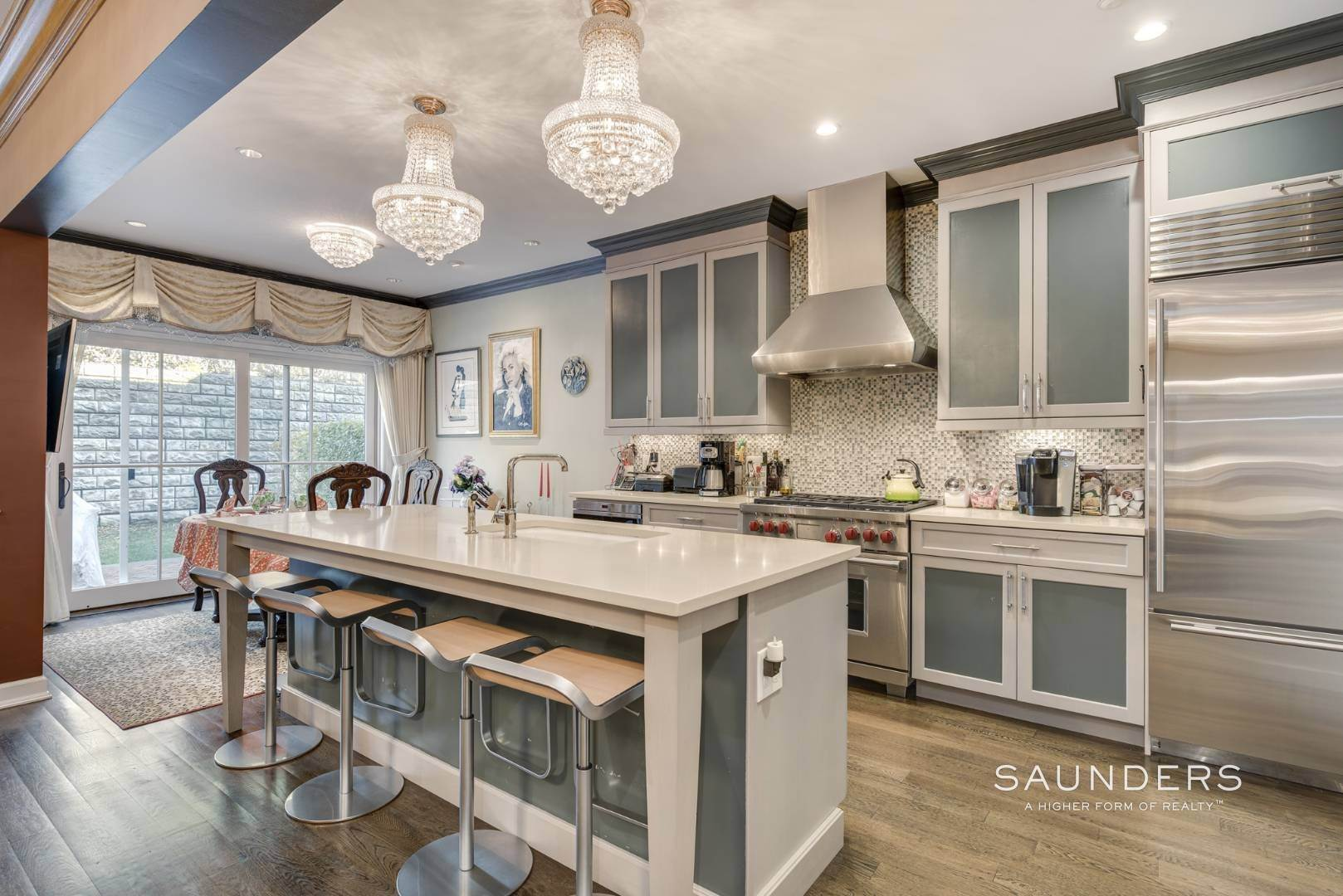 7. Single Family Homes for Sale at Bishops Pond Summer Sojourn Southampton, Southampton Town, NY 11968