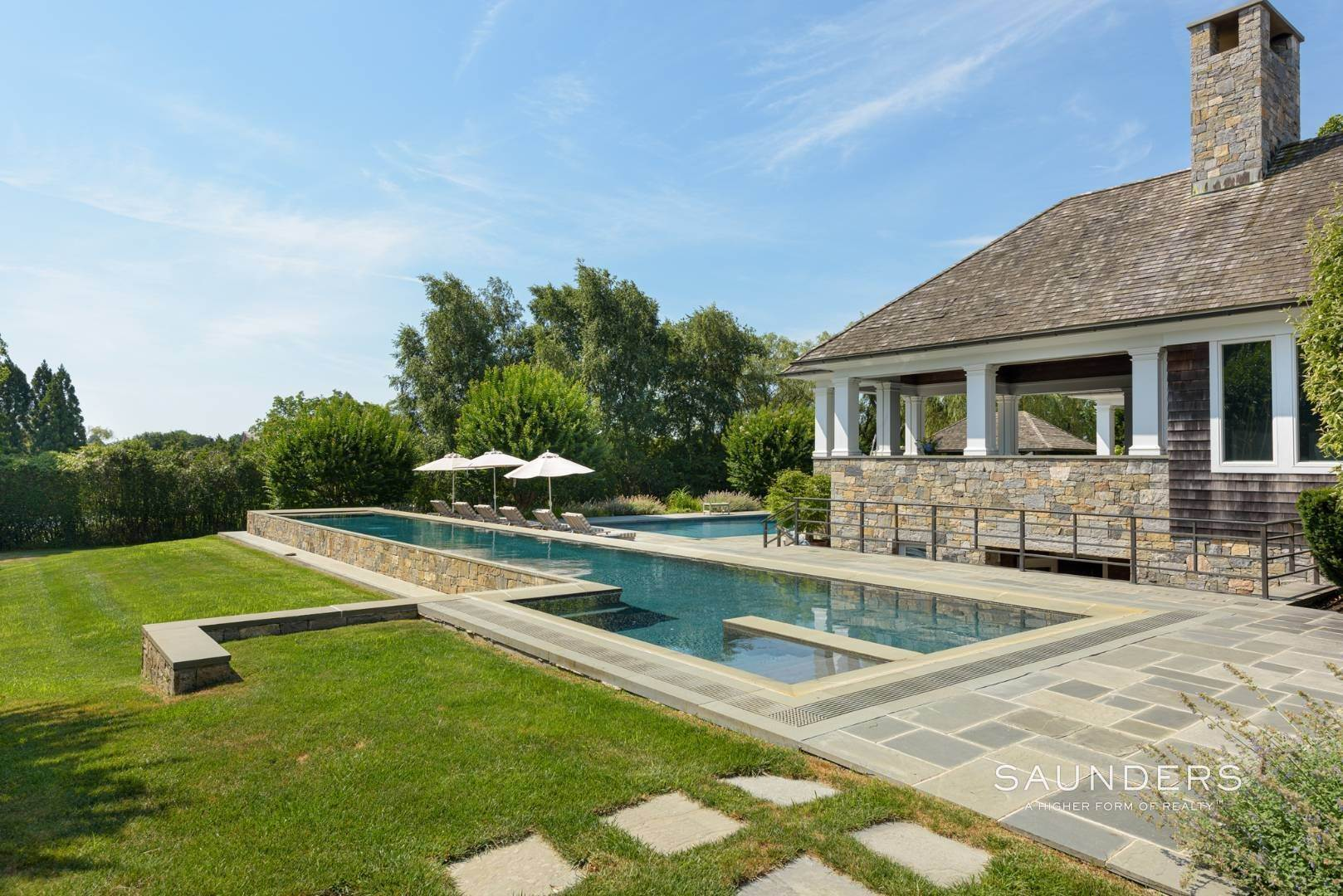 29. Single Family Homes for Sale at Water Mill South Estate With Resort Amenities 34 Cobb Hill Lane, Water Mill, Southampton Town, NY 11976