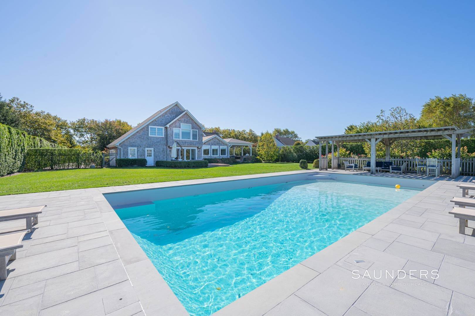 Single Family Homes at Exquisite Southampton Near Beach And Village With Pool 20 Mill Farm Lane, Water Mill, Southampton Town, NY 11976