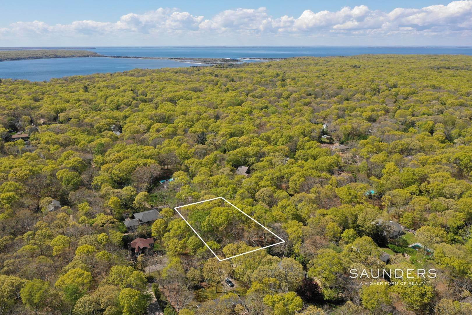 Land for Sale at Springs Building Lot 106 Harbor Boulevard, East Hampton, East Hampton Town, NY 11937
