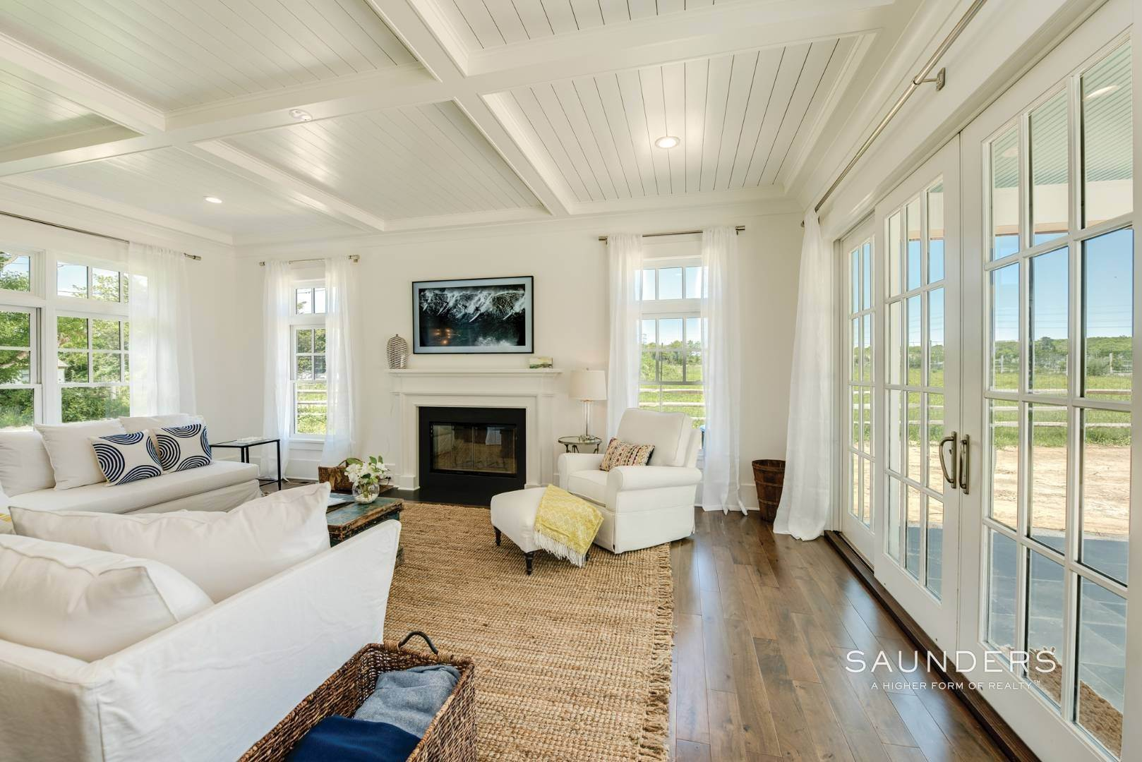 4. Single Family Homes for Sale at Unique In Amagansett - New Construction With A Separate Cottage! 8 Cozzens Lane, Amagansett, East Hampton Town, NY 11930