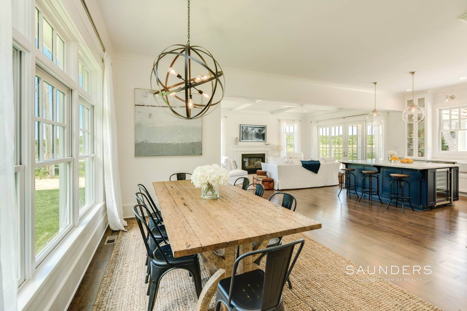 7. Single Family Homes for Sale at Unique In Amagansett - New Construction With A Separate Cottage! 8 Cozzens Lane, Amagansett, East Hampton Town, NY 11930