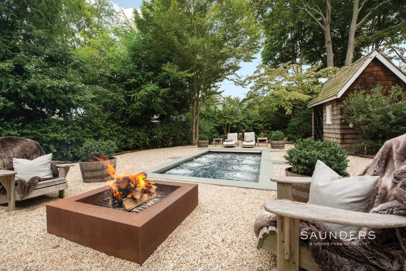 3. Single Family Homes for Sale at Sag Harbor Village Historic Renovation With Pool And Cottage 49 Rysam Street, Sag Harbor, Southampton Town, NY 11963
